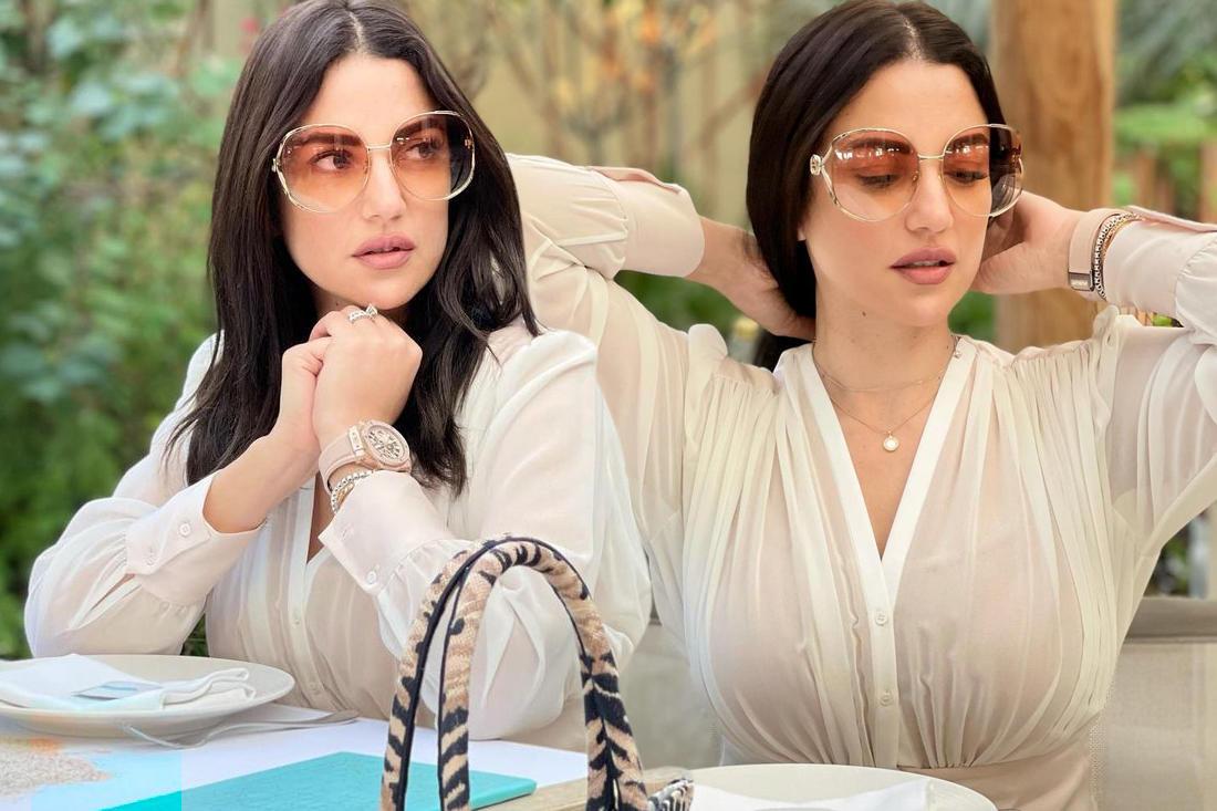أجمل موديلات النظارات الشمسية من وحي النجمات العربيات