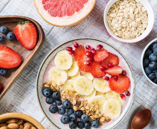 أطعمة طاقة الجسم