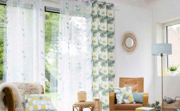 4 نصائح أساسية لاختيار الستائر المثالية للمنزل