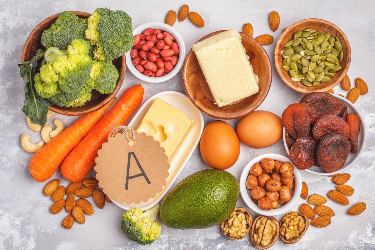 فوائد الفيتامين A للبشرة
